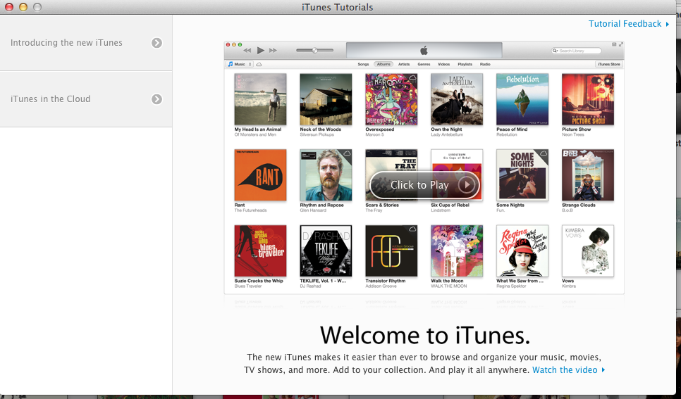 iTunes II: Use your Mac Camera to Redeem Gift Cards (1/2)
